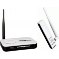 TP-Link 54M Wireless Starter Kit - 1x TL-WR340G and 1x TL-WN422G